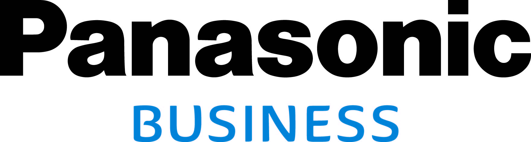 Panasonic Business fondo blanco